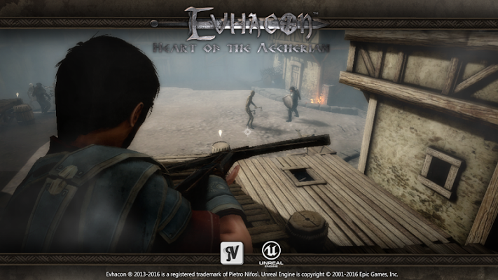 Evhacon 2 HD Apk