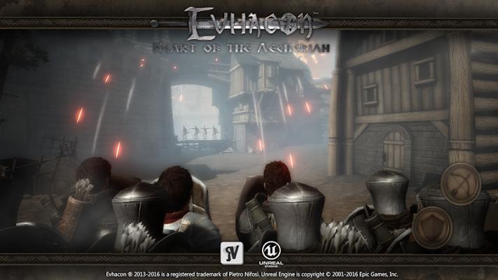 Evhacon 2 HD Apk