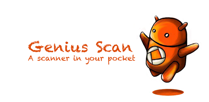 Genius Scan PDF Scanner