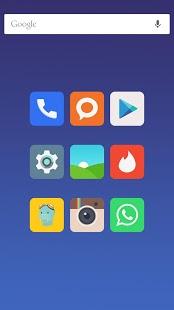 Miu MIUI 8 Style Icon Pack Apk