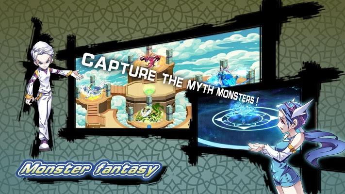 Monster Fantasy World Champion Apk