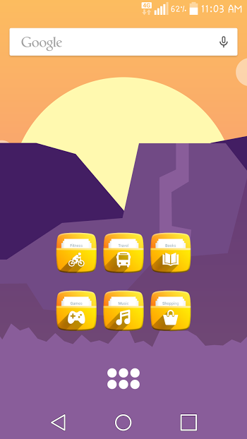 Space Z Icon Pack Theme Apk