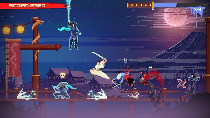 Super Samurai Rampage Apk