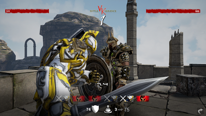 Victorious Knight Apk