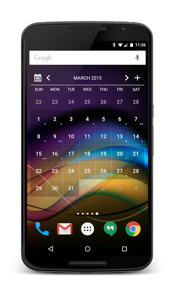 Chronus Pro Home & Lock Widgets Apk