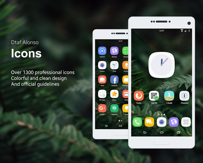 Grace UX Icon Pack 5 6 1 Apk FREE Download For ANDROID – APK MIRROR Full