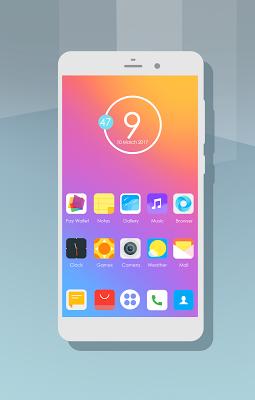 MI UI 9 Icon Pack Apk