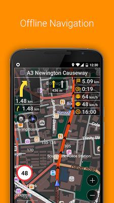 Maps & Navigation OsmAnd Apk