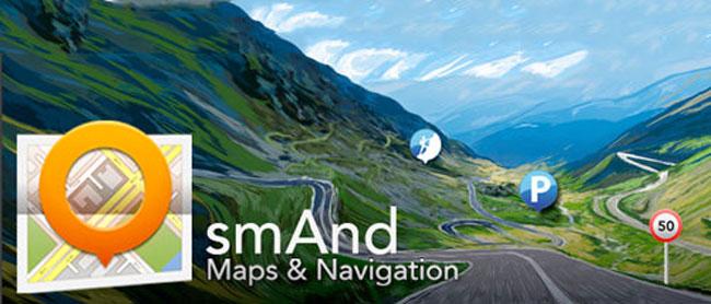 Maps & Navigation OsmAnd