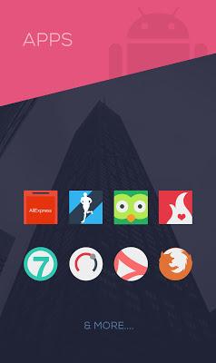 Minimalist Icon Pack Apk