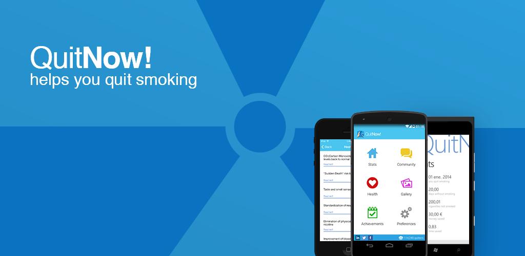 QuitNow Pro Stop smoking