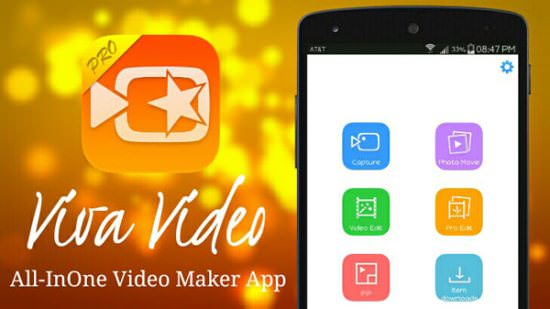 VivaVideo Pro HD Video Editor