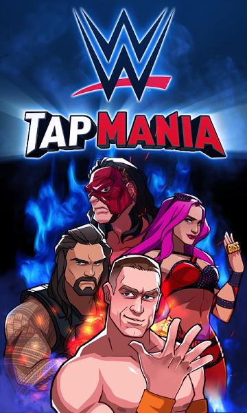 WWE Tap Mania Apk