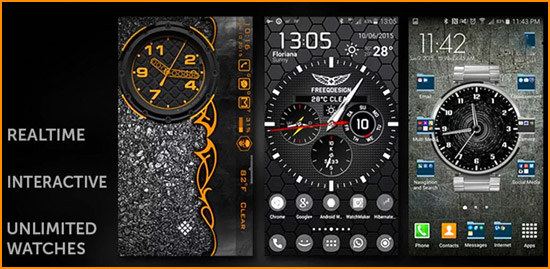 WatchMaker Live Wallpaper