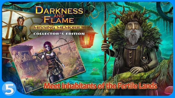 Darkness and Flame 2 full Apk