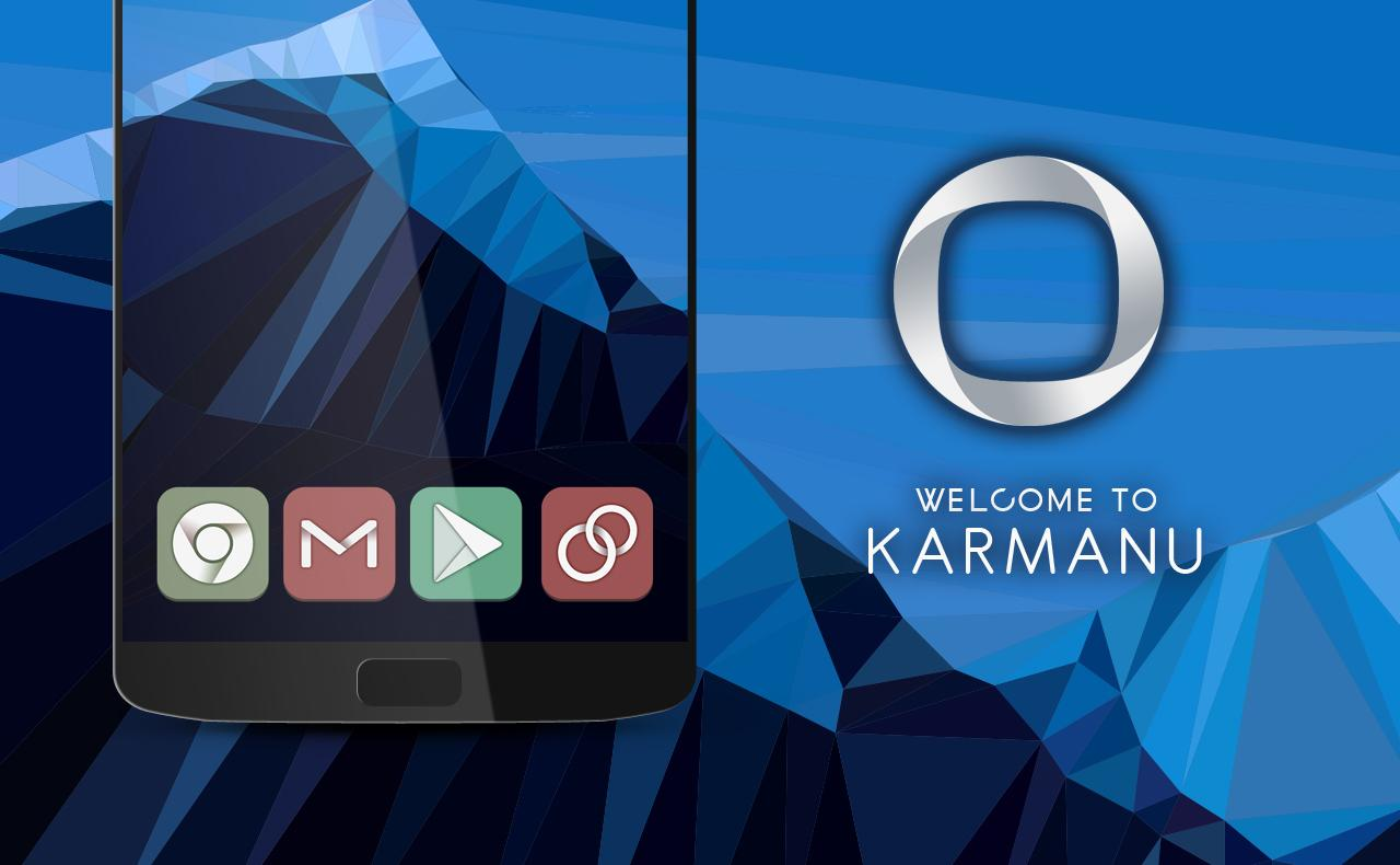 Karmanu Icon Pack