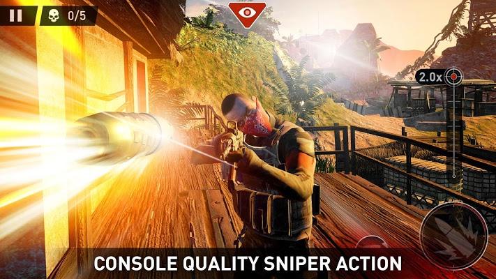 Sniper Ghost Warrior Apk