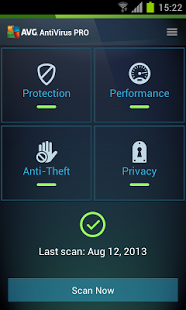 AntiVirus PRO Android Security Apk