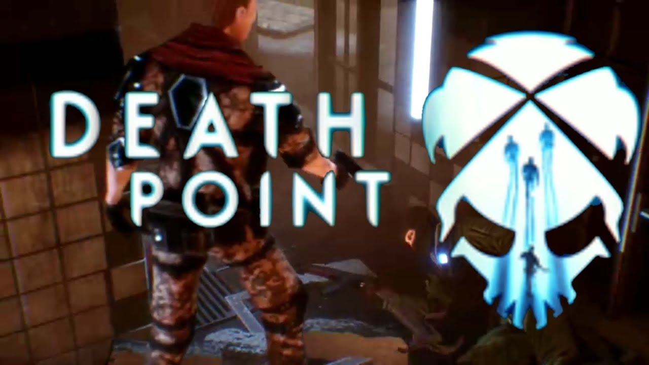 Death Point 3D Spy Top Down Shooter, Stealth Game