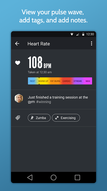 Instant Heart Rate Monitor Pro Apk