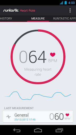 Runtastic Heart Rate PRO Apk