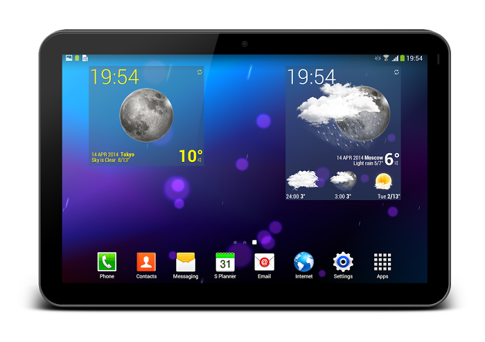 Weather Animated Widgets Apk