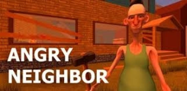 Angry Neighbor