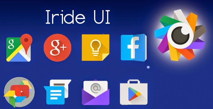 Iride UI Icon Pack
