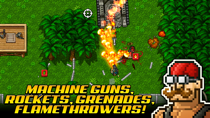 KickAss Commandos Apk