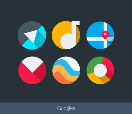 Let It Be O Pixel 2 Minimalist Icon Pack Apk