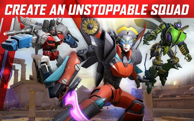 TRANSFORMERS Forged to Fight Apk