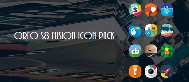 Oreo S8 Fusion Icon Pack