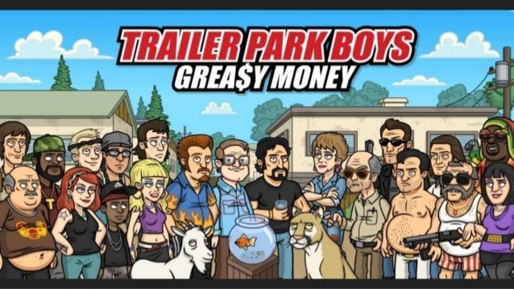 Trailer Park Boys Greasy Money Mod