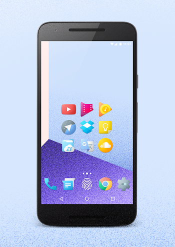 Chromatin UI Icon Pack Apk