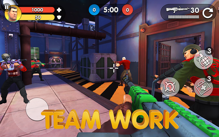 Guns of Boom Online Shooter Apk