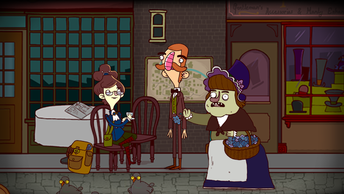 Bertram Fiddle Episode 2 A Bleaker Predicklement Apk