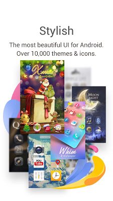 GO Launcher Prime VIP Themes Apk