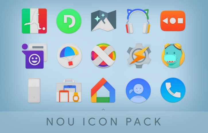 NOU Icon Pack