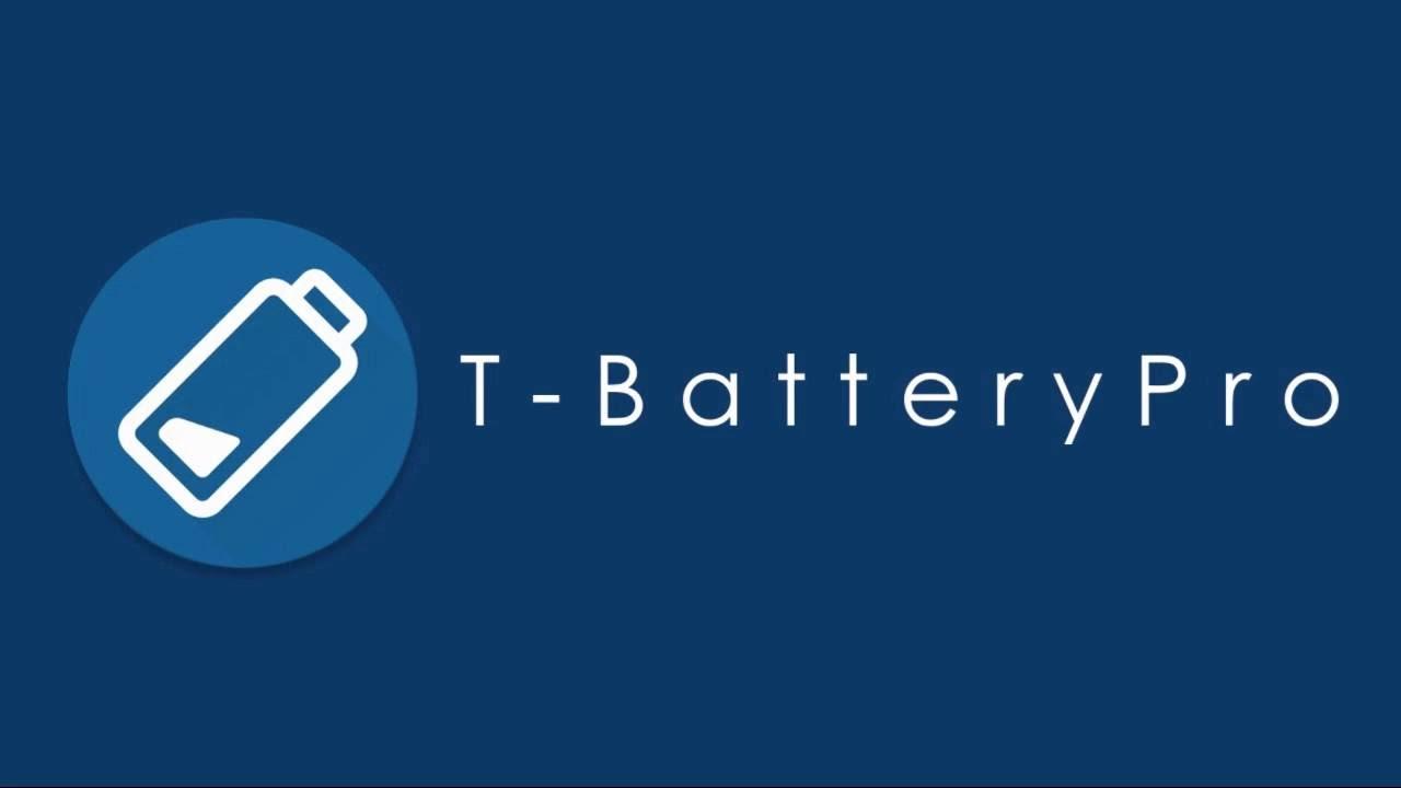 T Battery Pro Monitor