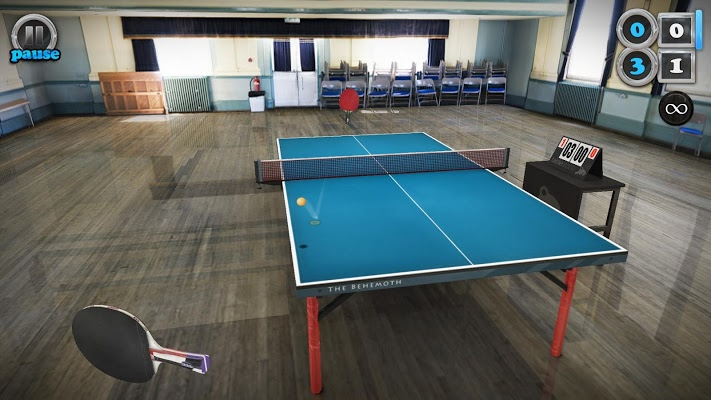 Table Tennis Touch Apk
