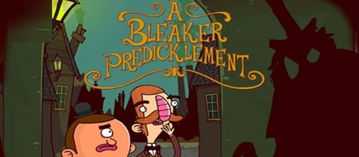 Bertram Fiddle Episode 2 A Bleaker Predicklement
