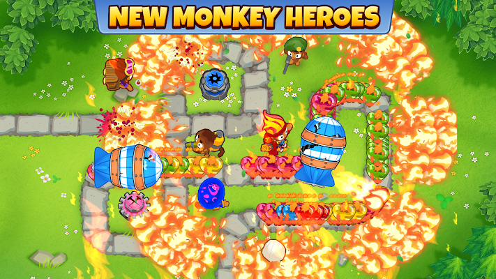 Bloons TD Apk 1