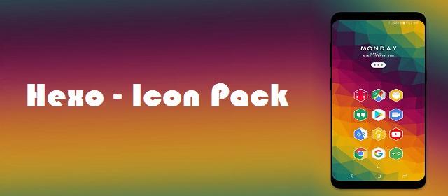 Hexo Icon Pack