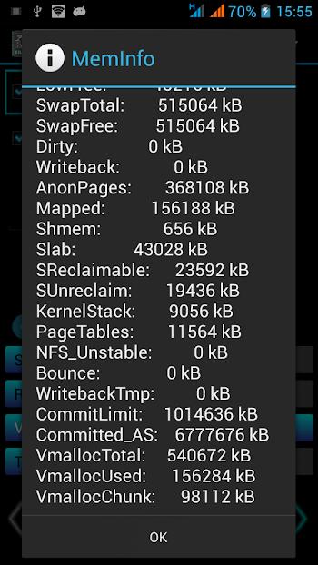 ROEHSOFT RAM Expander SWAP Apk