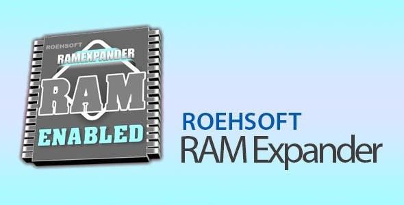 ROEHSOFT RAM Expander SWAP