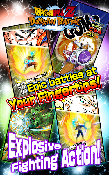 DRAGON BALL Z DOKKAN BATTLE Apk 1