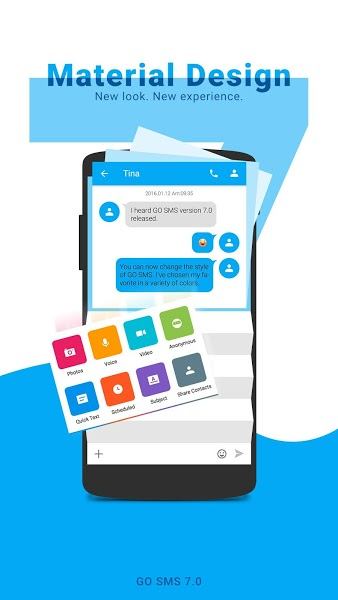 GO SMS Pro VIP Apk