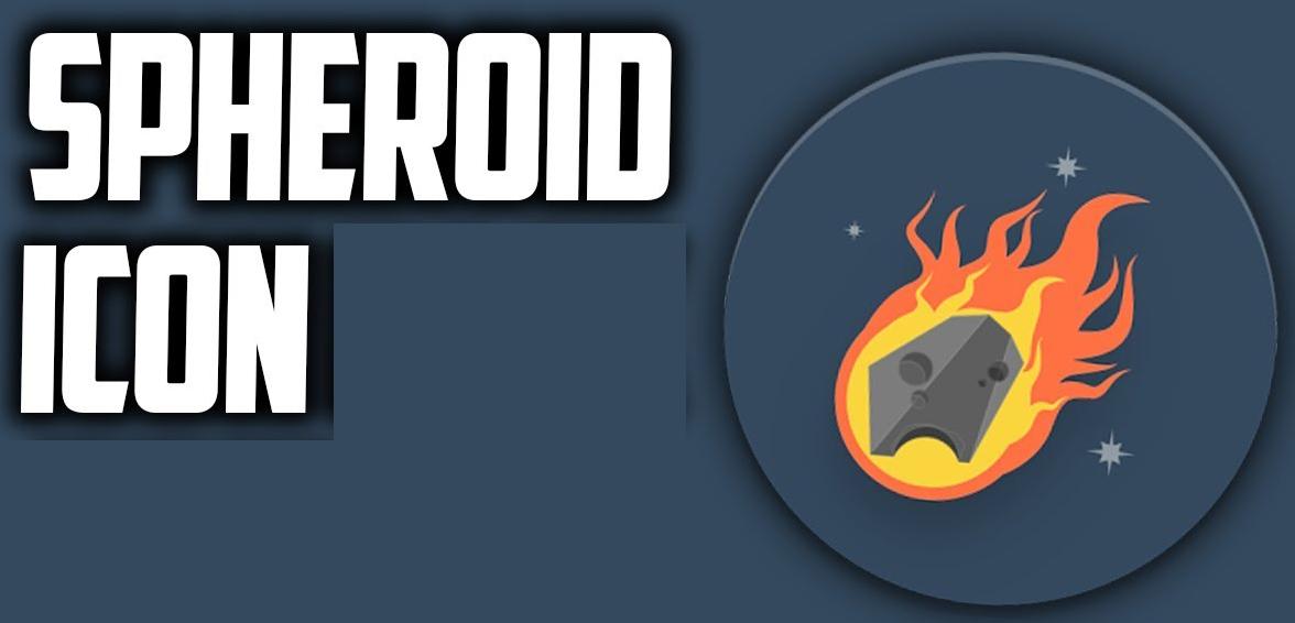 Spheroid Icon