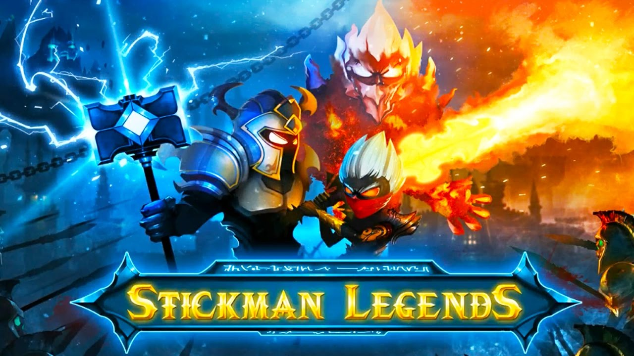 Stickman Legends Shadow Wars