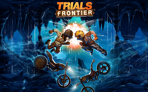 Trials Frontier Apk 1